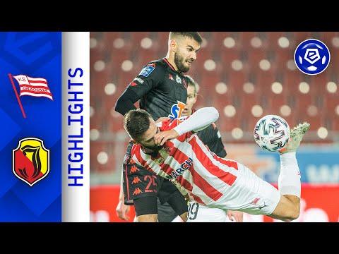 Cracovia Jagiellonia Goals And Highlights
