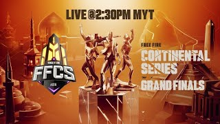 [EN] Free Fire Continental Series - Asia | Grand Finals