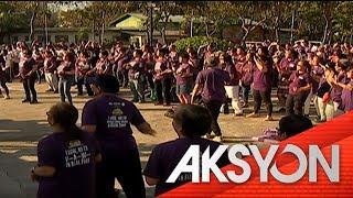 International Women's Day, ipinagdiwang sa Maynila