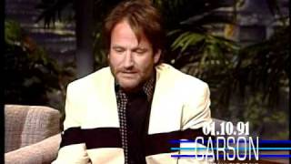 Robin Williams Hilarious FULL Interview on Johnny Carson