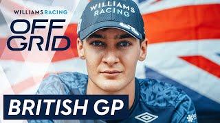 Williams: Off Grid   British GP   Williams Racing
