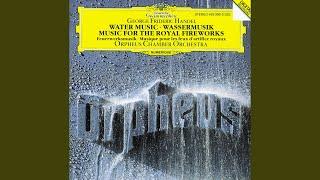 Handel: Water Music Suite No.1 in F, HWV 348 - Allegro