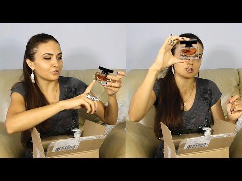 Как определить подделку духов? Посылка парфюмерии от www.parfumeria.ua. Новый шампунь #Loreal Juliy@