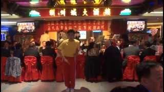 Restaurant Chine Massena 2013 Nunchaku