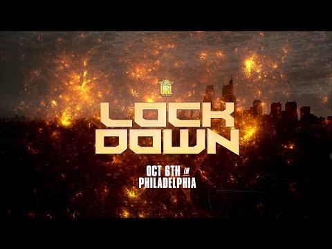 LOCK DOWN ANNOUNCEMENT #1 | URLTV