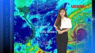 Dự báo thời tiết hôm nay và ngày mai 3/12/2019