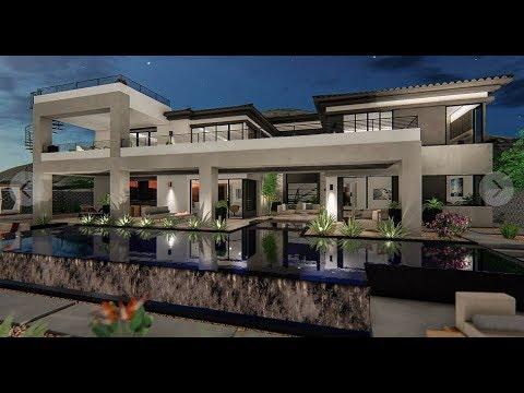 Strip View Home For Sale Las Vegas 35m 6923 Sqft 3 Beds 5