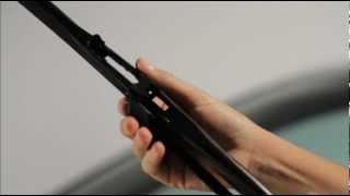 Rain-X Fusion™ Installation - Small Pin Arm