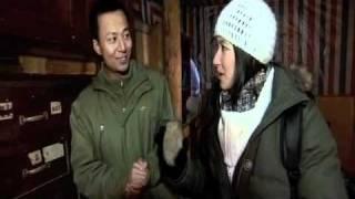 Lonely Planet TV in Jiuzhai Valley National Park (Jiuzhaigou / 九寨沟)