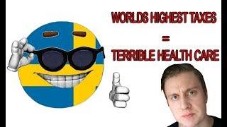 SWEDENS HEALTH CARE CRISIS |