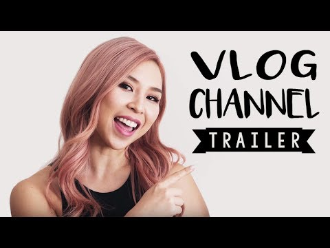 CHANNEL TRAILER - TINA VLOGS IT