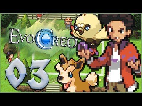 GENETICALLY ENHANCED CREOS!? - Pokemon EvoCreo w/ SacredFireNegro (Part 3)