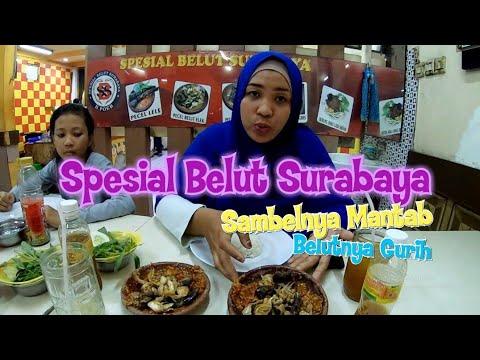 sambal-nya-pake-kulit-bawang-|-spesial-belut-surabaya-|-kuliner-surabaya-|-foodeverywhere