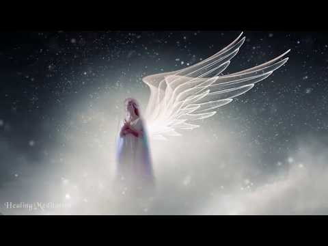 1111Hz✧Angel Number Frequency Music For Sleep Healing✧ Infinite Love Of Angels✧Angel Always With You
