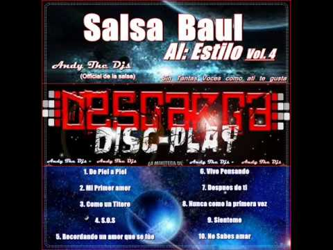 Salsa Baul Al Estilo Vol. 4 (DESCARGA) Andy Dj's
