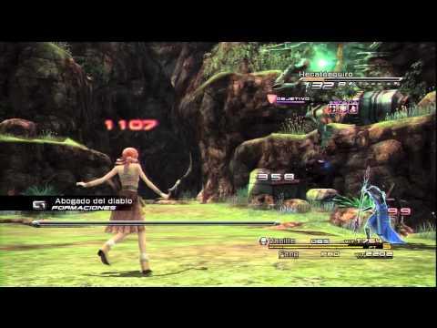 Final Fantasy XIII Eidolons: Hecatónquiro