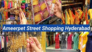 Ameerpet Shopping Hyderabad|ameerpet street shopping hyderabad|hyderabad Street shopping