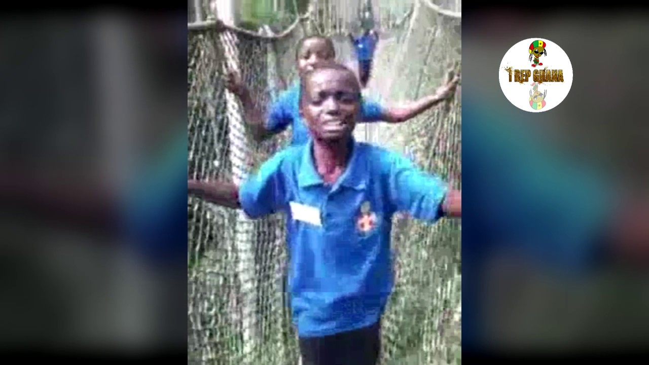 Download Ghana - Hilarious Acrophobic Reaction Of Kids On A Canopy Walk (At Kakum National Park)