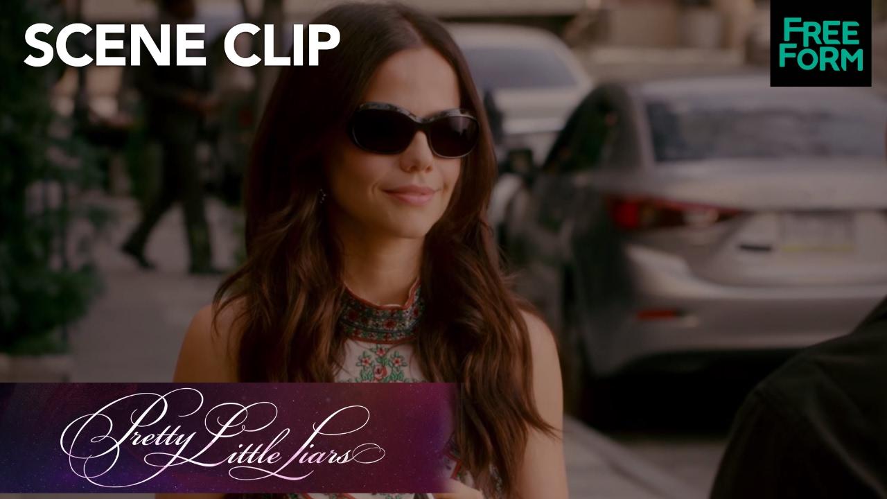 Download Pretty Little Liars   Season 7, Episode 12: Caleb Confronts Jenna   Freeform