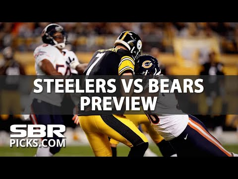 NFL Week 3 Picks | Pittsburgh Steelers vs Chicago Bears
