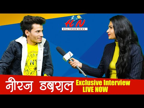 Chanchari Fame Actor Neeraj Dabral Exclusive Interview Live | Hillywood News