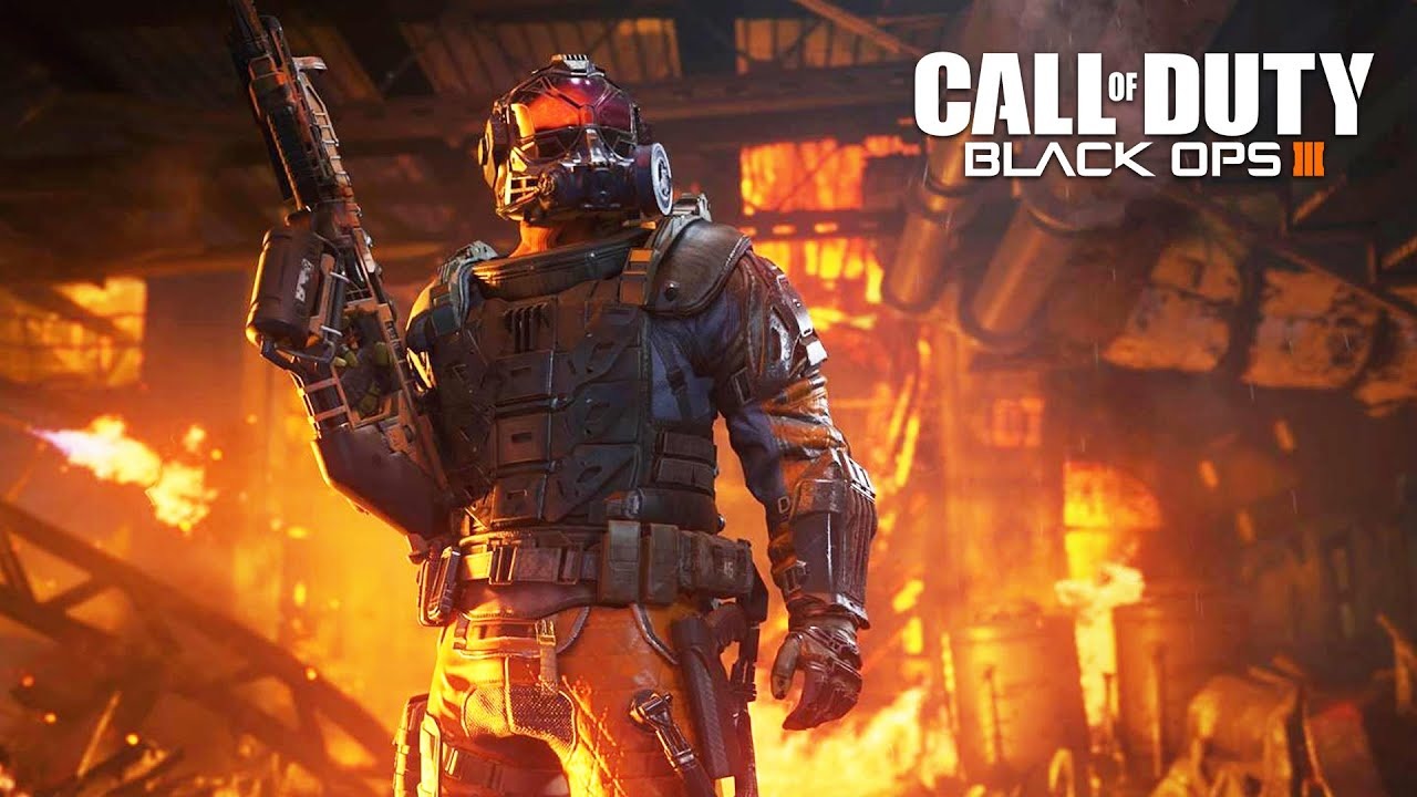 Why 'Call Of Duty: Black Ops 3' Kept Its Split-Screen ...