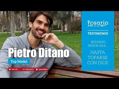 🔴Testimonio De Conversión Del Top Model PIETRO DITANO