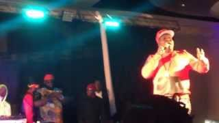 Barrington Levy & Shabba Ranks - Living Dangerously (Live @ Robert Treat Hotel - Newark, NJ)
