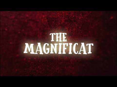 The Magnificat - Christian Music with lyrics - Christmas Song with Lyrics