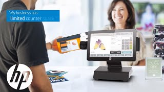 Visit http://hp.com/go/pos to see how the sleek, compact hp rp2 retail system will fit right into your work space. get reliable, robust performance from ...