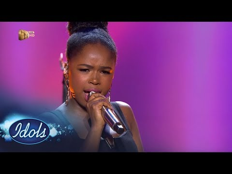 Top 4 Reveal: Yanga - 'Impilo' – Idols SA | Mzansi Magic