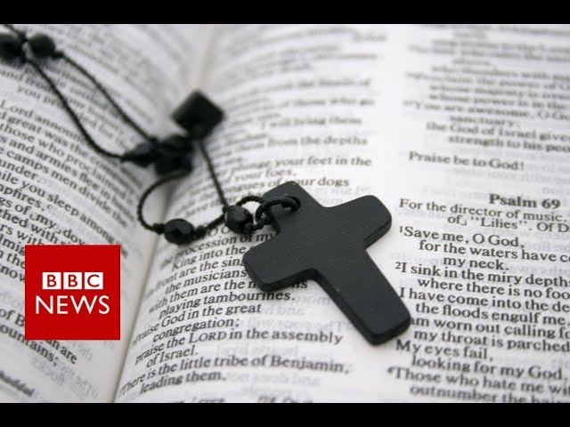Bible downloads Banned in China - BBC News