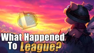 What Happened To League of Legends?