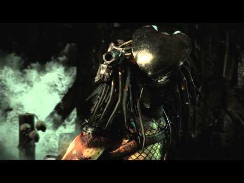 Mortal Kombat X: Official Predator Trailer