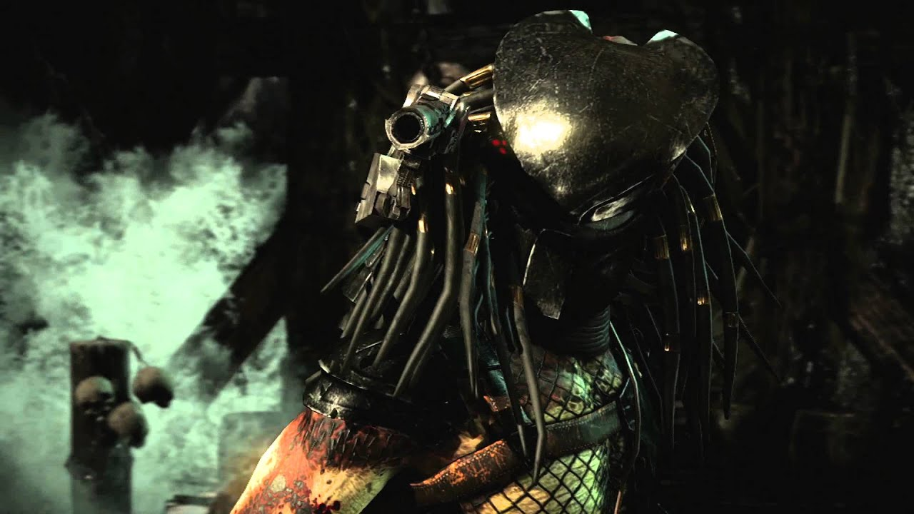 Mortal Kombat X: Official Predator Trailer