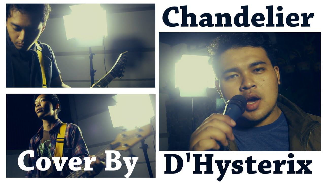 Chandelier (Sia) Cover Rock by D\'Hysterix - YouTube
