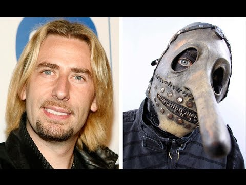 Chad Kroeger Bashes Slipknot: If They Had Talent They Wouldn't Wear Masks