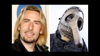 connectYoutube - Chad Kroeger Bashes Slipknot: If They Had Talent They Wouldn't Wear Masks