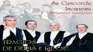 Su Cuncordu Iscanesu  - Trintaduas candelas