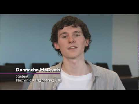 Studying Mechanical Engineering at NUI Galway