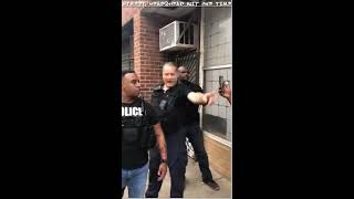 ''FUCK OFF MY ARMS''           ONE TIME  DISPUTE WITH CORNER THUGS
