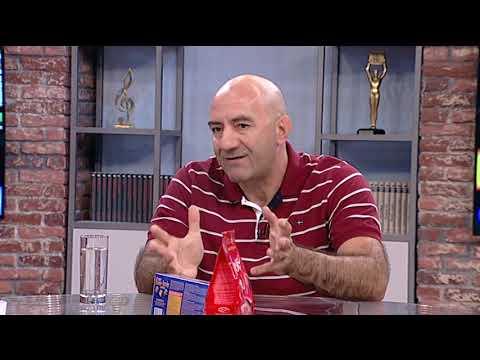 Novo Jutro - Irina Vukotic - Nebojsa Covic, prof. dr Zoran Dragisic - 22.08.2019.