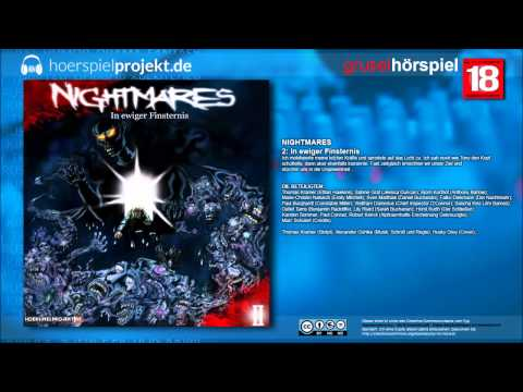 Nightmares 2 - In ewiger Finsternis (Horror / Hörspiel / Hör