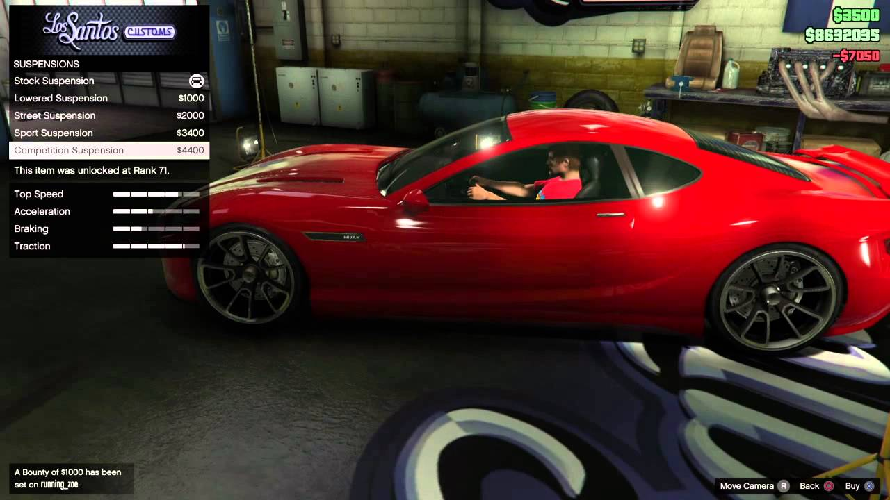 Gta 5 Online 300 000 00 Hijack Khamelion Quick Makeover Youtube