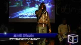 "Mali Music ""Soul Sista/ Deep Blood Red ""(at My First Fridays)"