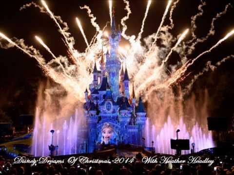 Disneyland Paris, Disney Dreams Of Christmas 2014 Heather Headley