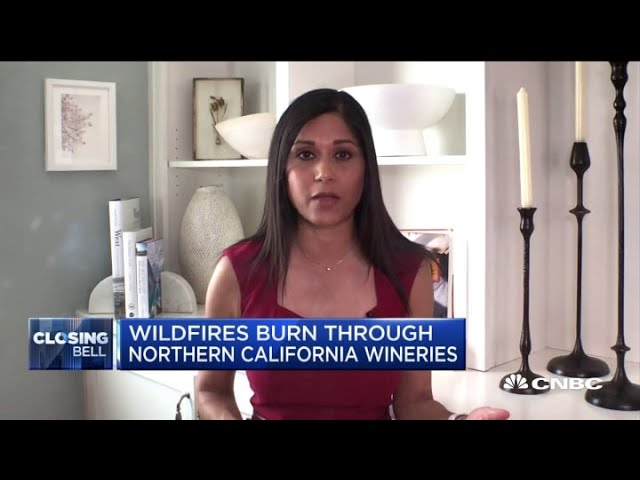 California continues to suffer from wildfires