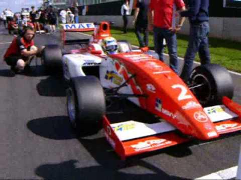FIA F2 Donington Park 16 August 2009