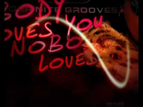 DEFINITE GROOVES FEAT. ANGIE BROWN - NOBODY LOVES YOU (DG ORIGINAL MIX)