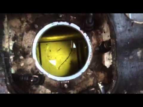 Рено логан ремонт бензонасоса